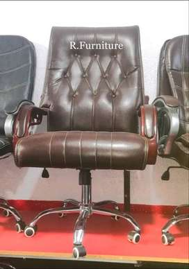 Executive office chair _ Contact us for office tables sofa also