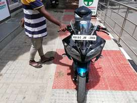 Auto India yamaha R15 limited edition Excellent condition up to date