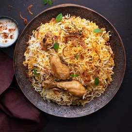 Need cook for cooking home food