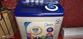 Midea washing machine 7.8 kg
