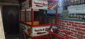 Food ven for fast food restaurant
