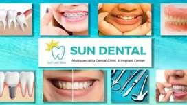 Assistant cum Receptionist - Dental Clinic