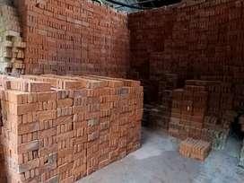 Bahan bangunan bata merah kediri