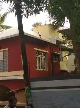 Two storied house  at ambalamukku