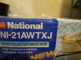 national iron new modal