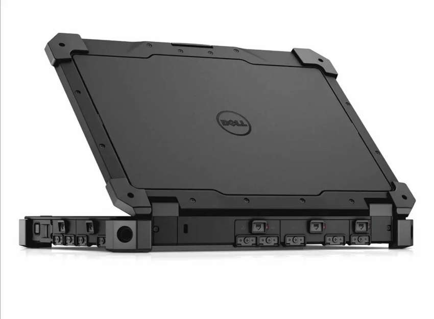 Dell latitude 7214 Rugged Extreme laptop i3 6th 4gb 128gb touch flip