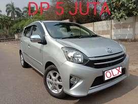 Toyota Agya G At 2015 Dp 5 Juta