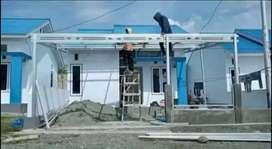 Canopy outdoor steel sc#251
