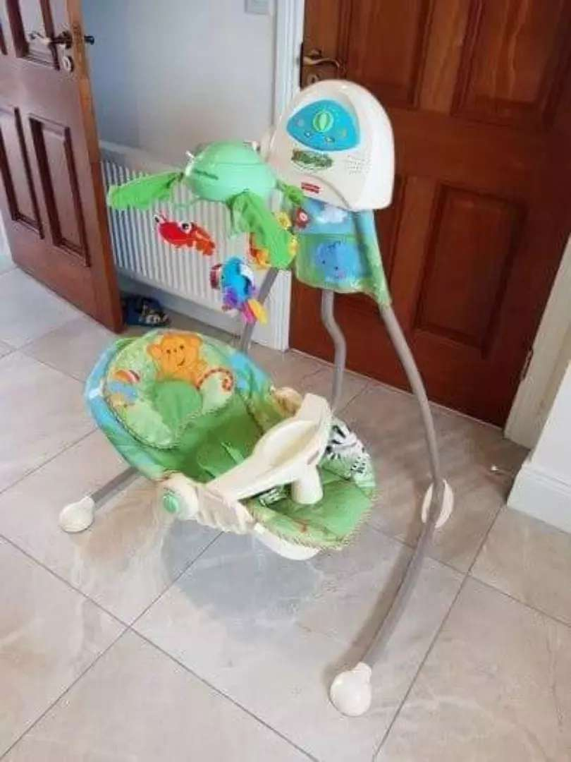 Fisher price auto swing 0