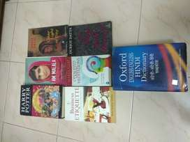 Books:- Story and Meditation