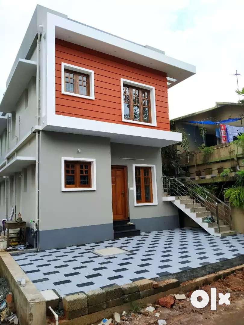 Palarivattom Near Over Bridge 2 Bedroom Ground Floor New House Rent 0