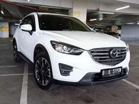 Mazda CX-5 Skyactive A/T 2016 Putih