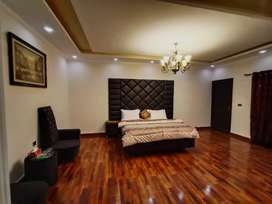 Executive class luxury furnished room in bungalow at DHA