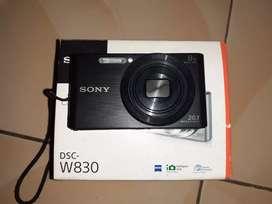 SONY DSC- W830 Cybershot