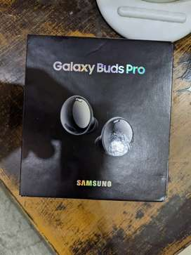 Galaxy Buds Pro Black Color Box Pack