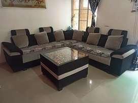 3*3 Sofa & Table & 2 seating