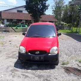 Dijual cepat dan bisa tukartambah Hyundai Atoz 1.0 GLS manual th 2001