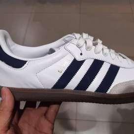 Samba OG white/navy - Size 42