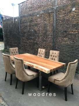 meja makan minimalis modern mpb5421
