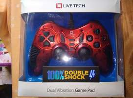 Live tech game pad