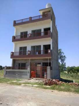 Duplex villa in new chandigarh