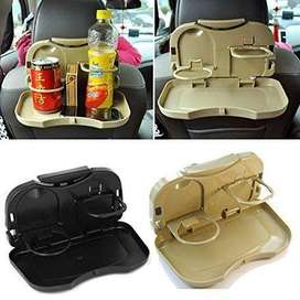 ar Back Seat Folding Dining Tray