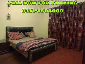 10 Marla Furnished house in dha for long or short rental