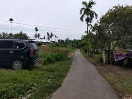 Tanah Kavling Strategis di Kota Binjai