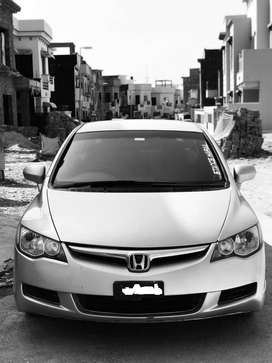 Honda Civic 2007 on Easy Installment Plans