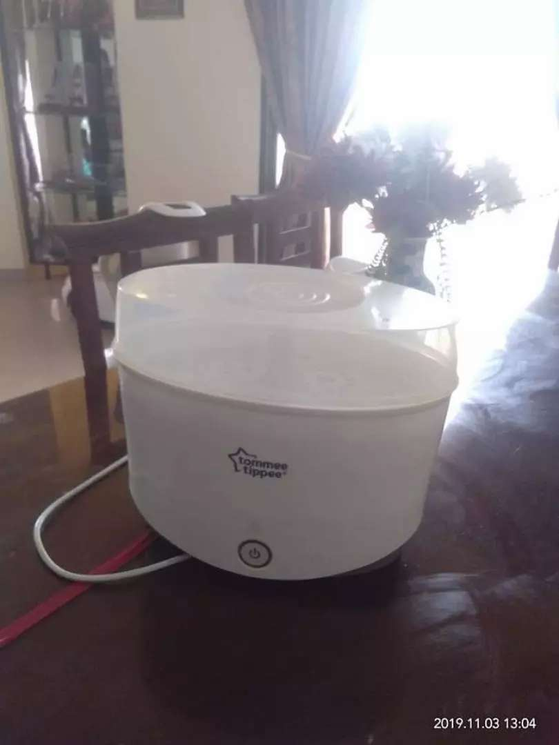 Tomee tippee warmer and steralizer 0