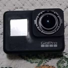 Di Jual action cam Gopro Hero 7 Black Bekas