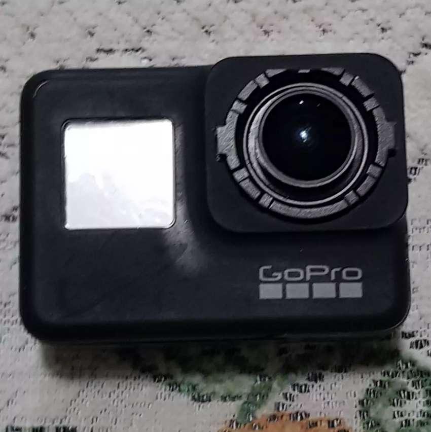 Di Jual action cam Gopro Hero 7 Black Bekas 0