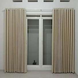 Gorden Korden Vitrase Gordyn Wallpaper Blind Curtain Free Survey..442