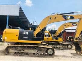 Excavator caterpilar 320D²