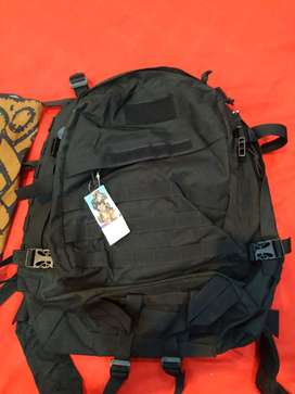 Tas Army / Tactical bag (only black)