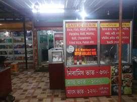 Urgent sale restrnt near BJP office Hengrabari