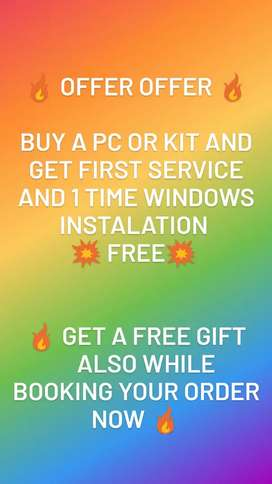 OFFER ON BUYING A COMPUTERS