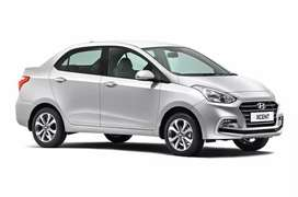 Taxi service for Pune, nashik or any other place with Xcent Diesel