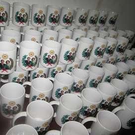 Jual Produk Mug Gelas Custom Satuan Termurah