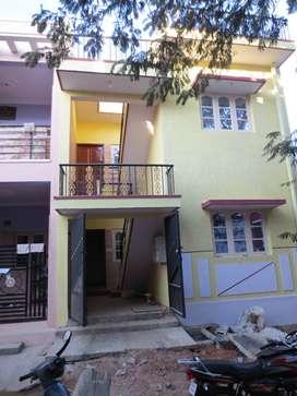row house for rent near Manyata Tech park in a dead end street