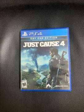 Just Cause 4 (Best condition)