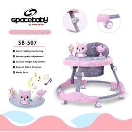 Space Baby SB-507 Baby Walker