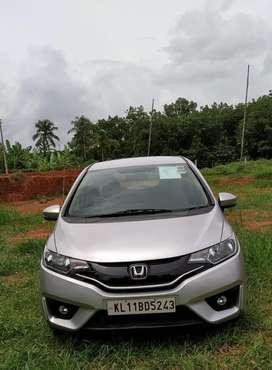 Honda Jazz V AT, 2016, Petrol