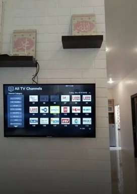 Pasang Bracket led tv murah