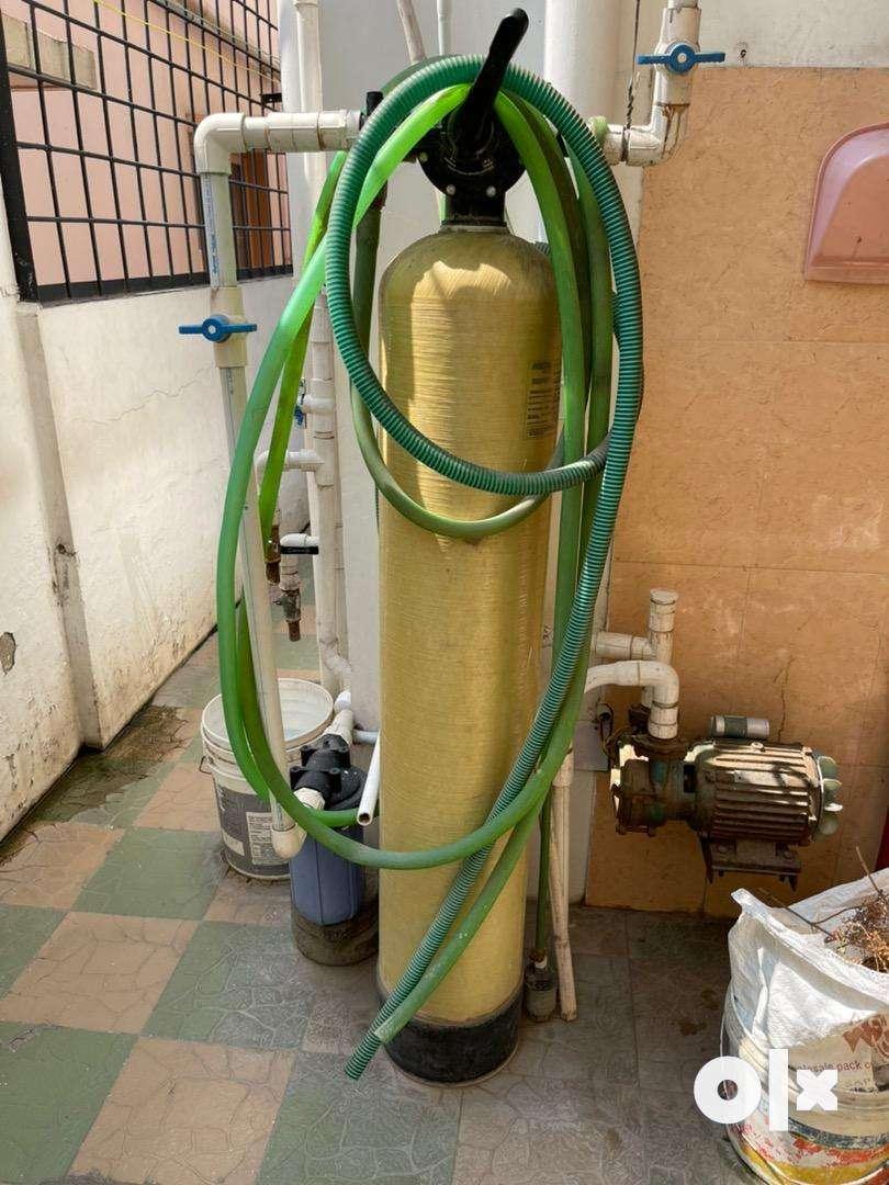 Softner Water System
