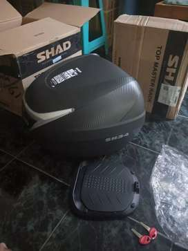 Box Shad SH34 Mulus komplit