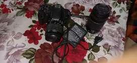 CanonDSLR 700D mint condition