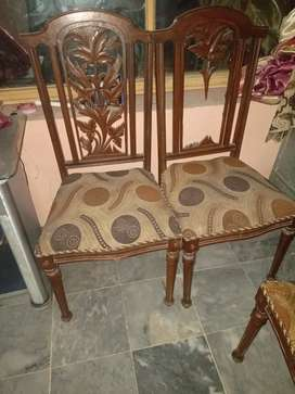5 wooden chairs for sale