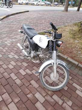 Driver required for bike