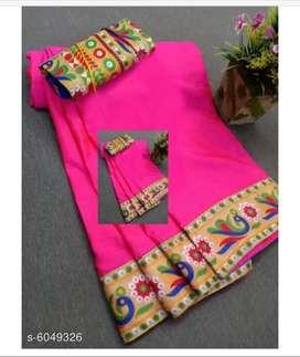 Attractive women's sarees